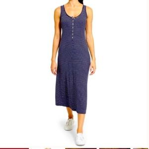 Athleta Hermosa Henley Dress